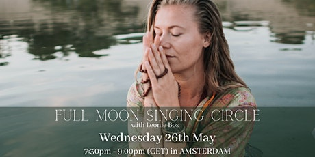 Full Moon Singing Circle tickets