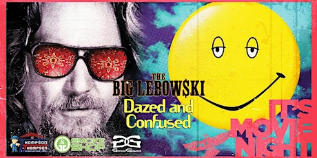 Dazed and Confused & The Big Lebowski Drive-in Movie Night tickets