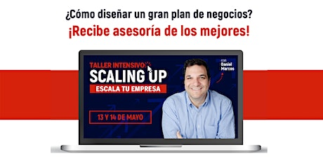 Taller Virtual Scaling Up: Escala tu empresa entradas