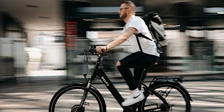 Intro to E-Biking tickets