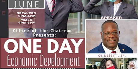 Economic Development Empowerment Session tickets