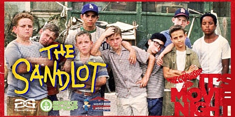 The Sandlot Drive-in Movie Night tickets
