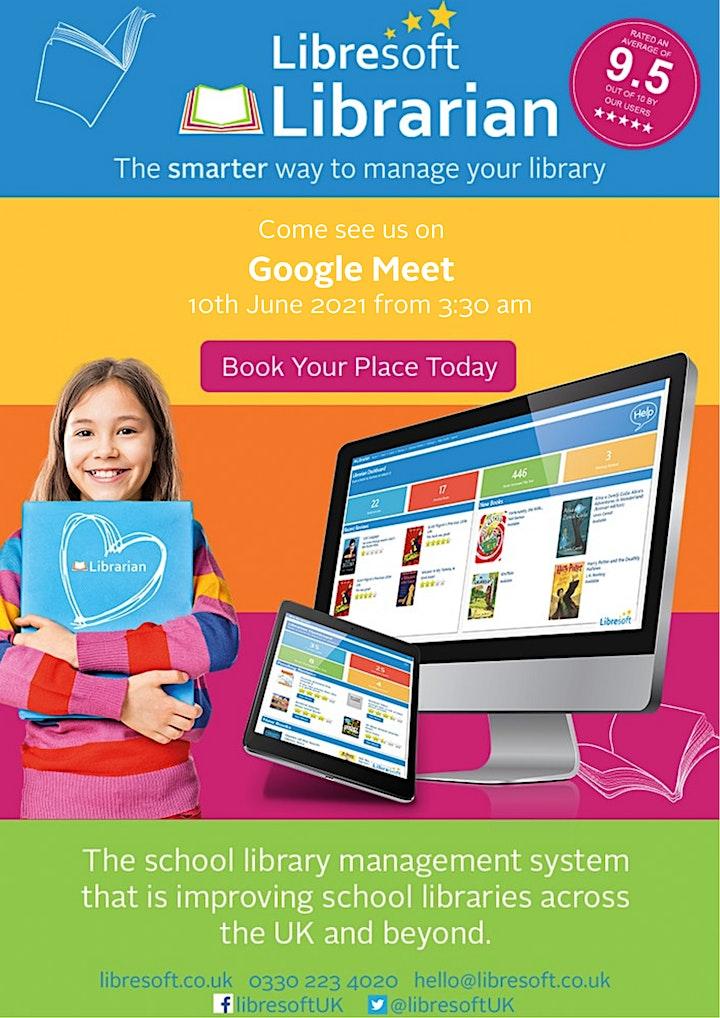 FREE Libresoft Librarian Virtual Showcase image