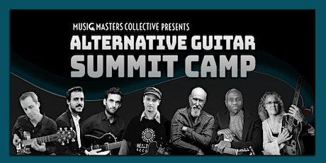 Alternative Guitar Summit Camp tickets