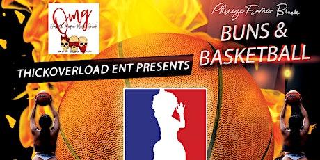 Buns and Basketball - Richmond - June 5 tickets