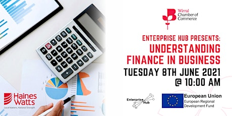 Enterprise Hub presents - Understanding Finance In Business tickets