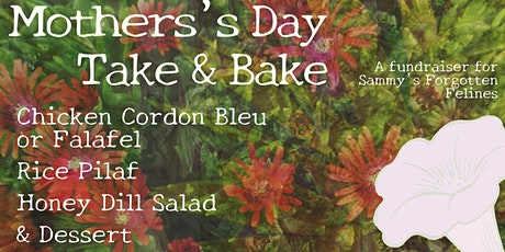 Mother's Day Take & Bake tickets