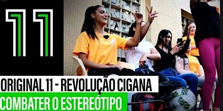 """""""Revolução Cigana"""" – documentário e conversa bilhetes"""