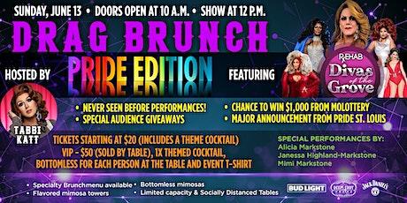 Drag Brunch: PRIDE EDITION tickets