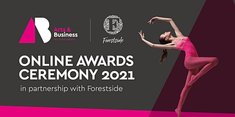 Arts & Business NI Awards 2021, in partnership with Forestside tickets
