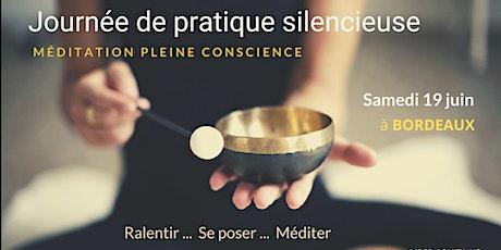 Journée de pratique en silence - Méditation Pleine Conscience tickets