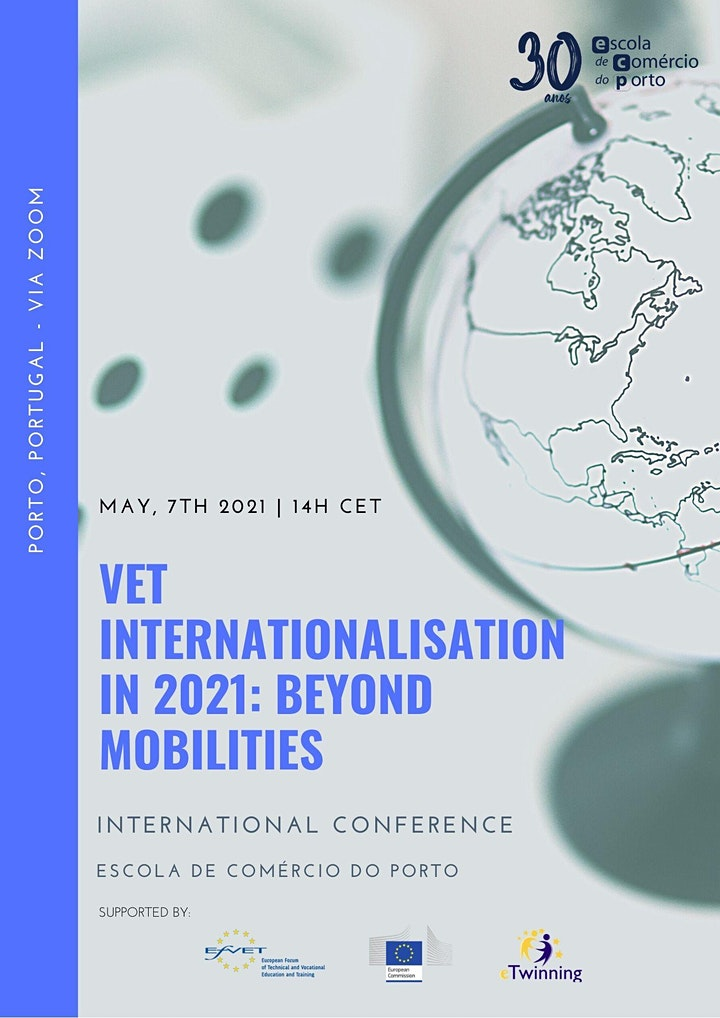 imagem VET Internationalisation in 2021: beyond mobilities | Conference