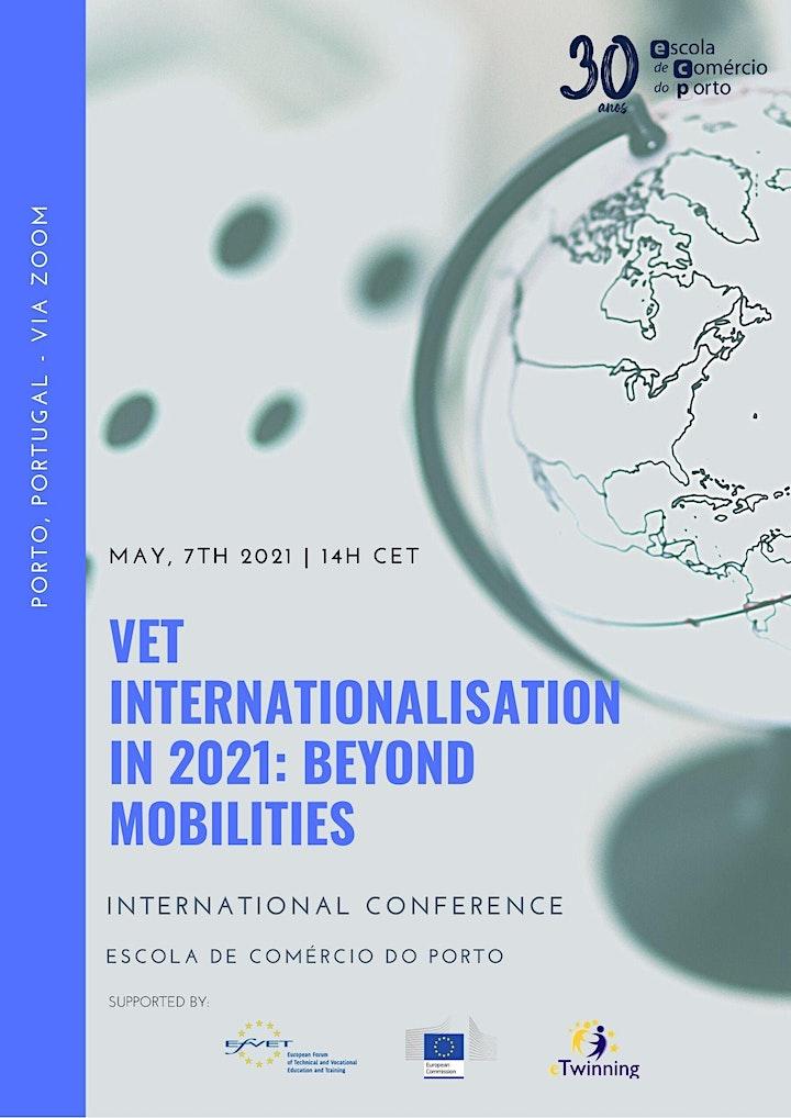 imagem VET Internationalisation in 2021: beyond mobilities | Conference