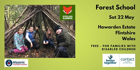 Better Together - LIVE Forest School @ Hawarden Estate billets