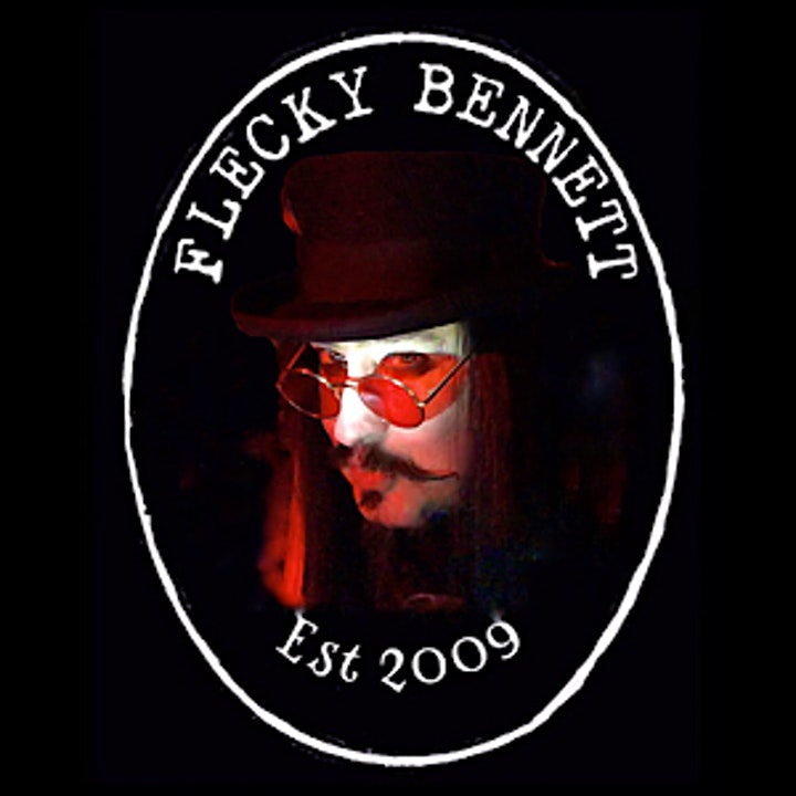 Flecky Bennett's The Saturday Night Manchester Ghost Walk ZOOM EDITION image