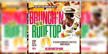 Brunch'n on the Rooftop tickets