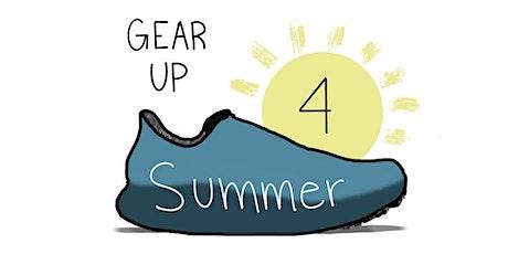 GEAR Up for Summer Virtual 5k tickets
