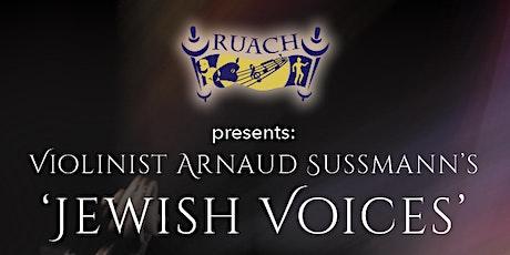 Jewish Voices tickets