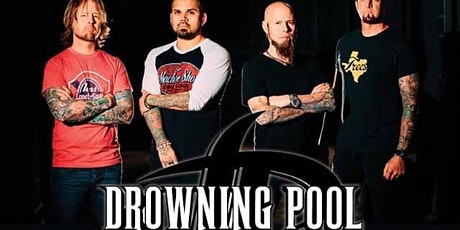 Drowning Pool tickets