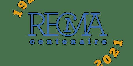 Conférence dans le cadre du centenaire de la RECMA billets