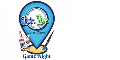 Sip & Paint: Game Night Edition tickets
