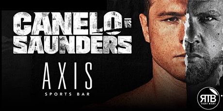 Canelo vs Saunders :: Boxing :: RTB Fight Night tickets