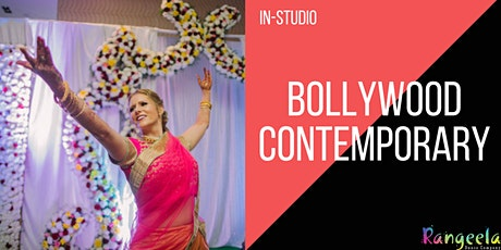 Bollywood Contemporary Dance Workshop with Katy tickets