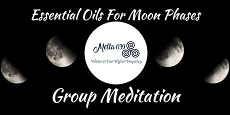 New Moon Meditation tickets