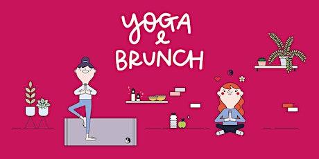 Yoga & Brunch: June tickets