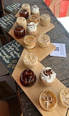 Coffee Tasting and Kinzee- Do pop up shop tickets