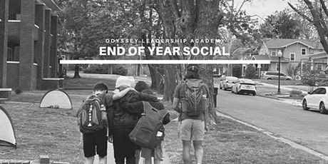 Odyssey End of Year Social tickets