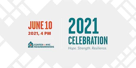 Center Celebration 2021 tickets