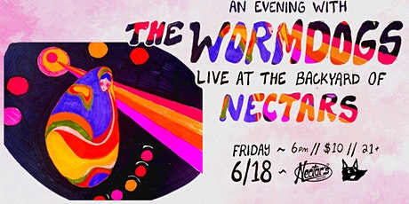 An Evening with The Wormdogs - The Backyard at Nectar's tickets