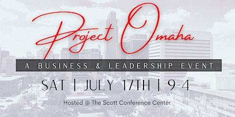 Project Omaha tickets