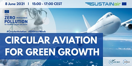 CIRCULAR AVIATION  FOR GREEN GROWTH - EU Green Week Tickets