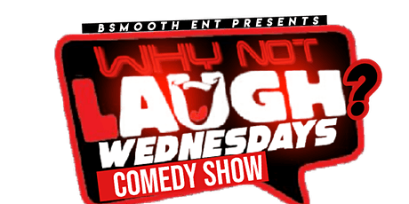 Katy Tx - Why Not Laugh? Wednesday Comedy Show @ Sucking Good Crawfish tickets