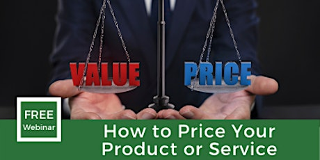 How to Price Your Product or Service tickets