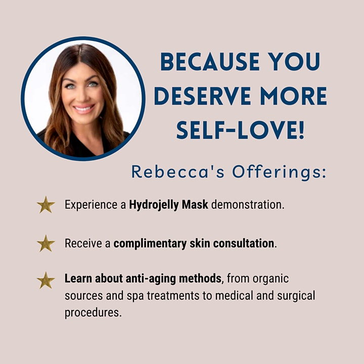 More Than Pretty Self-Care Series w/ Jackie Barnes Design and Rebecca Long image