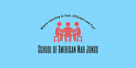 Introduction to the School of American Mah Jongg tickets