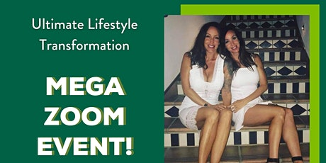 Mega Zoom Event- Ultimate Lifestyle Transformation tickets