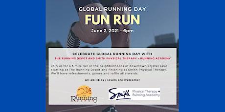 Global Running Day Fun Run tickets