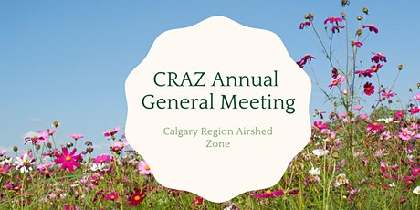 CRAZ Annual General Meeting tickets