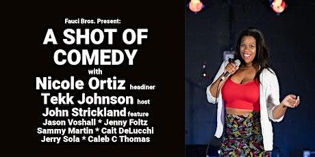 A Shot of Comedy at 926 Bar - Sat 5/22 tickets