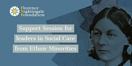 FNF Support Session for Leaders in Social Care from Ethnic Minorities tickets
