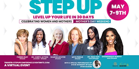STEP UP Conference tickets