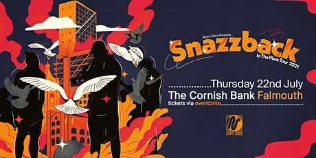 Snazzback | Falmouth tickets