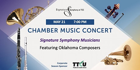 Chamber Music Concert featuring Oklahoma composers tickets
