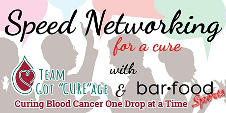 Speed Networking For A Cure tickets