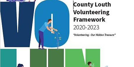 Launch of County Louth Volunteering Framework tickets