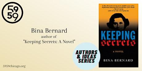 Authors & Ideas: Bina Bernard tickets